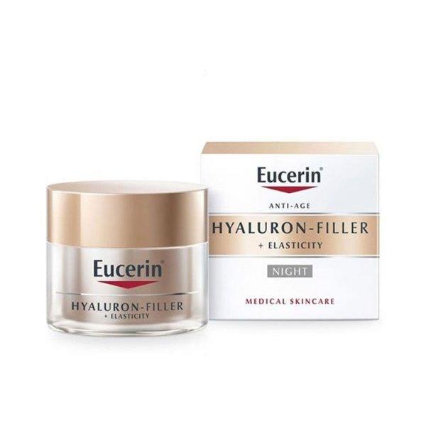 Eucerin Elasticity+Filler Nightcream 50 ml