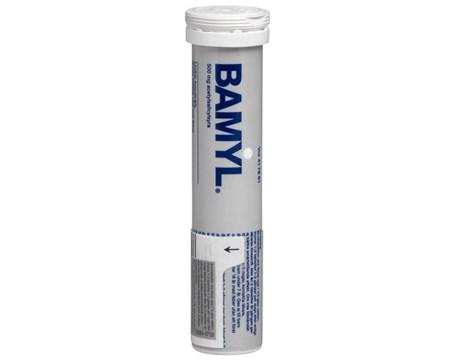 Bamyl, brustablett 500 mg 25 st