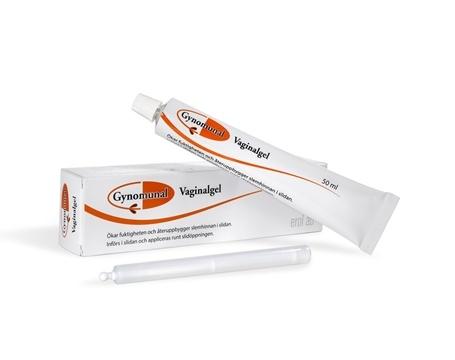 Gynomunal vaginalgel 50 ml