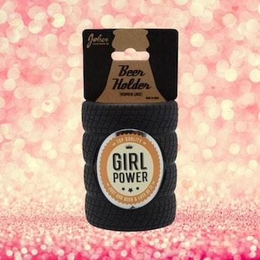 Ölhållare GIRL POWER