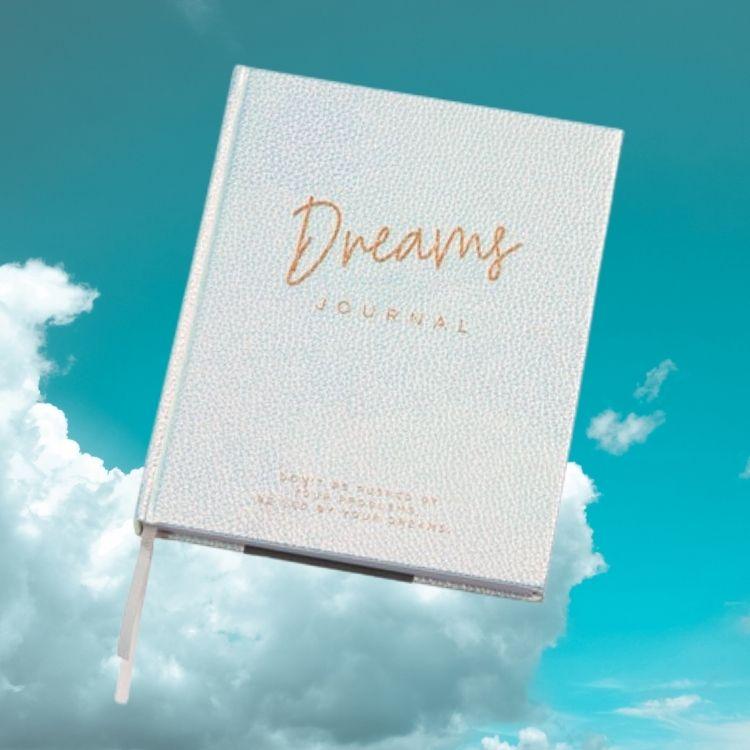 Anteckningsbok DREAMS JOURNAL