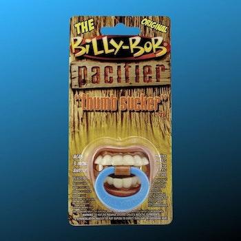 "Billy Bob Napp  ""THUMB SUCKER"""