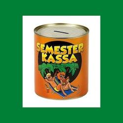 Sparbössa SEMESTER KASSA