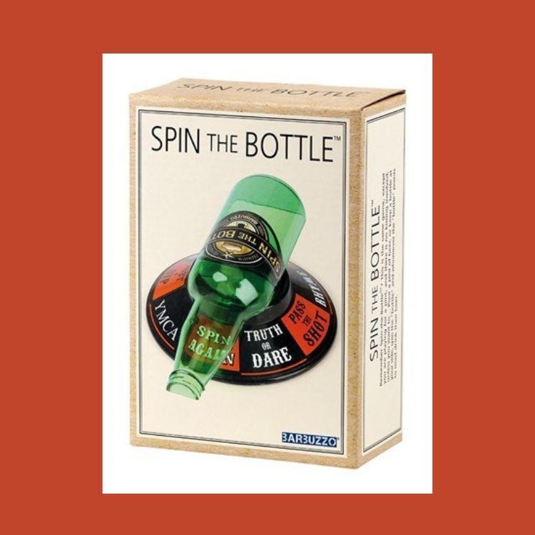 Dricklek SPIN THE BOTTLE
