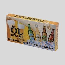 Stora Ölspelet 2-8 PERSONER
