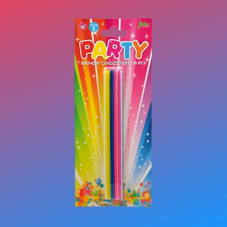 Party Ljus 18st