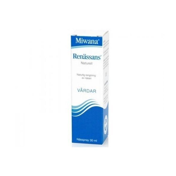 Renässans Naturell nässpray 30 ml