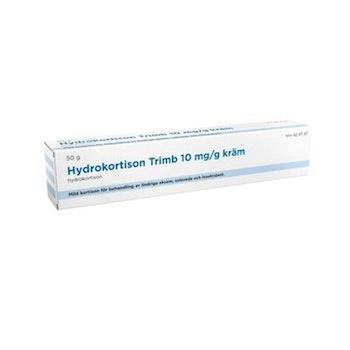 Hydrokortison Trimb kräm 10 mg/g 50 g