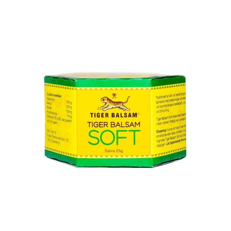 Tiger Balsam Soft salva 25 g