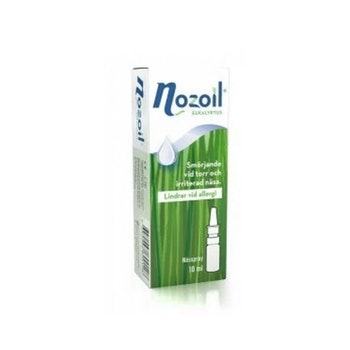 Nozoil Eukalyptus 10 ml