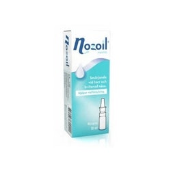 Nozoil Plus Mentol 10 ml
