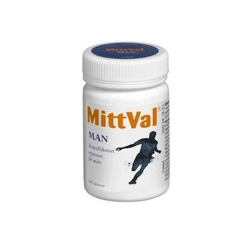 MittVal Man 100 tabletter