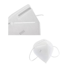 Självfiltrerande Mask med 5 Lager KN95 6-pack