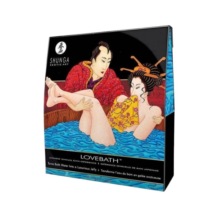 Shunga Love Bath Ocean Temptations