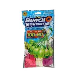 Bunch O Ballons Rosa/vit/lila 100-p