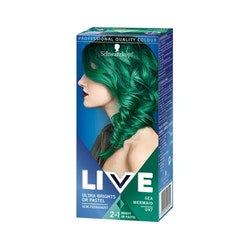 Schwarzkopf LIVE Ultra Brights or Pastel 097 Sea Mermaid