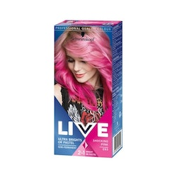 Schwarzkopf LIVE Ultra Brights or Pastel 93 Shocking Pink