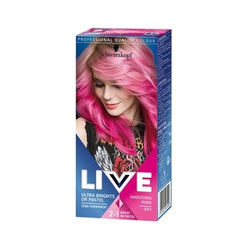 Schwarzkopf LIVE Ultra Brights or Pastel 93 Shocking Pink