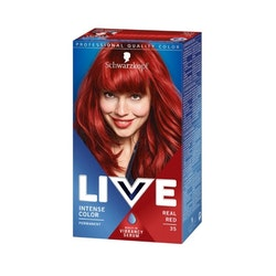 Schwarzkopf Live Color XXL 35 Real Red XXL Real Red
