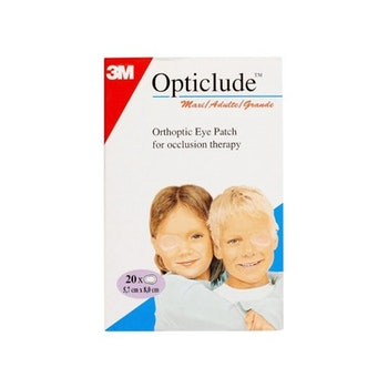 Opticlude Ögonlappar Mini 20 st 5.7 cm x 8.2 cm
