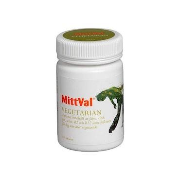 MittVal Vegetarian 100 tabletter