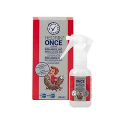 Hedrin Once Lusmedel 60 ml
