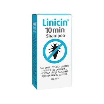 Linicin 10 min lusschampo 100 ml