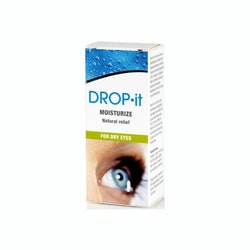 Drop-it Moisturize ögondroppar 10 ml