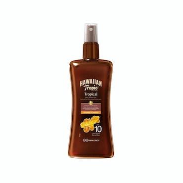 Hawaiian Tropic Protective Dry Spray Oil SPF10 200 ml