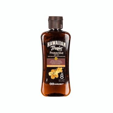 Hawaiian Tropic Protective Oil SPF 8 100 ml