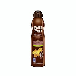 Hawaiian Tropic Dry Oil Argan C-Spray 15 SPF 180 ml