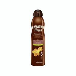 Hawaiian Tropic Dry Oil Argan C-Spray 6 SPF 180 ml