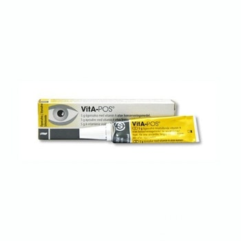 Vita-Pos ögonsalva 5 ml