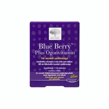 Blue Berry Plus ögonvitamin 120 st