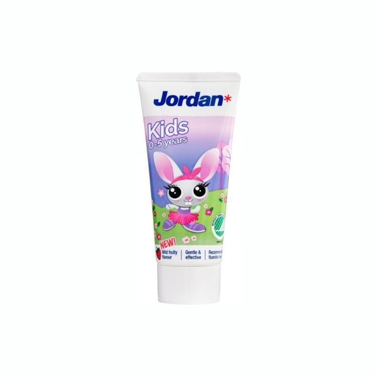 Jordan Kids tandkräm 0-5 år 50 ml