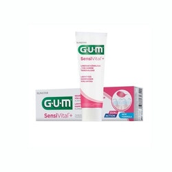 GUM Sensivital+ Tandkräm 75 ml