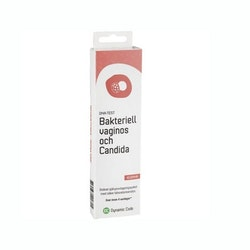 Dynamic Code Test för Bakteriell Vaginos och Candida