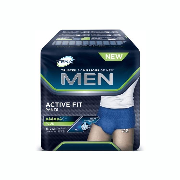 TENA Men Active Fit M 12 st