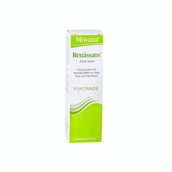 Renässans Aloe Vera nässpray 20 ml