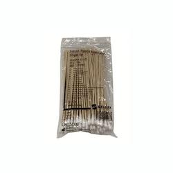 Öronpinne Trä 15 cm lång osteril 100 st
