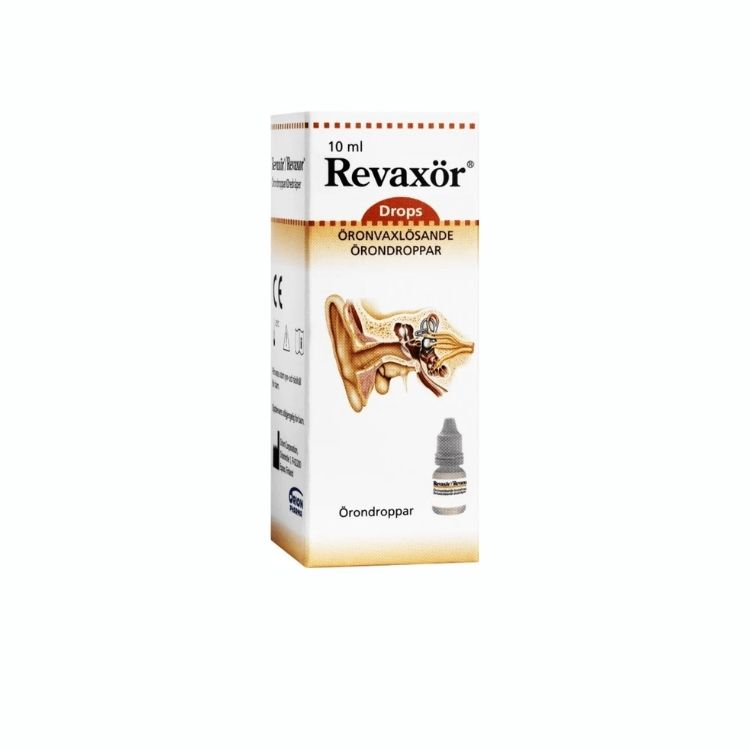 Revaxör örondroppar refill 10 ml
