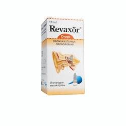 Revaxör örondroppar med sköljblåsa 10 ml