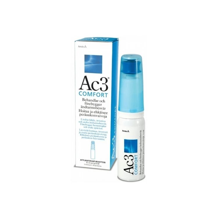 AC3 Comfort applikator 45 ml
