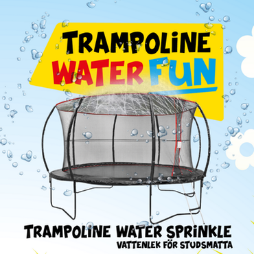 Vattenspridare till Studsmatta WaterFun