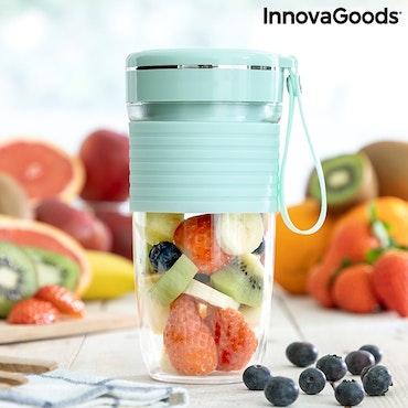 Mixer med bärbar och uppladdningsbar behållare Fruly InnovaGoods