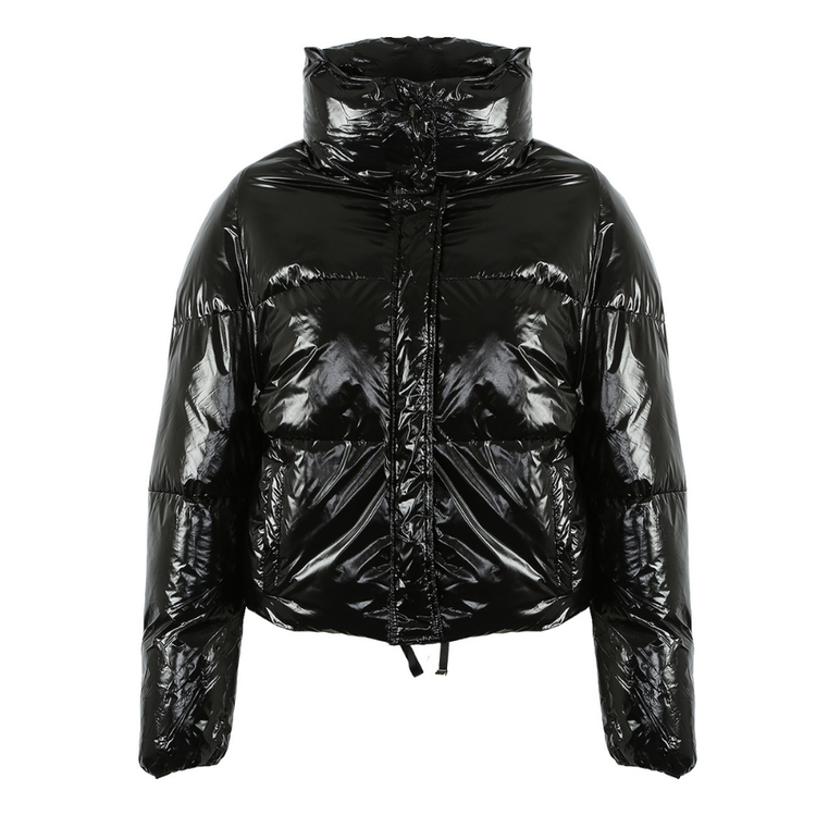 Foil Jacka svart metallic