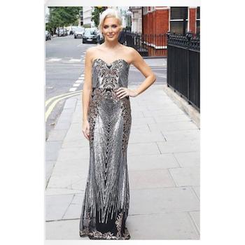 Stephanie Pratt Maxi Dress