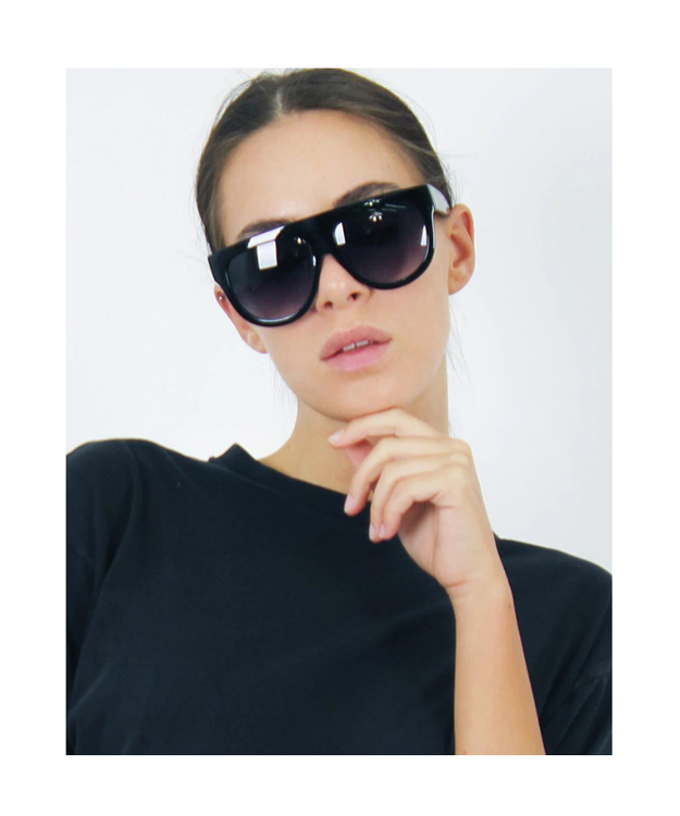 My Love Svarta solglasögon