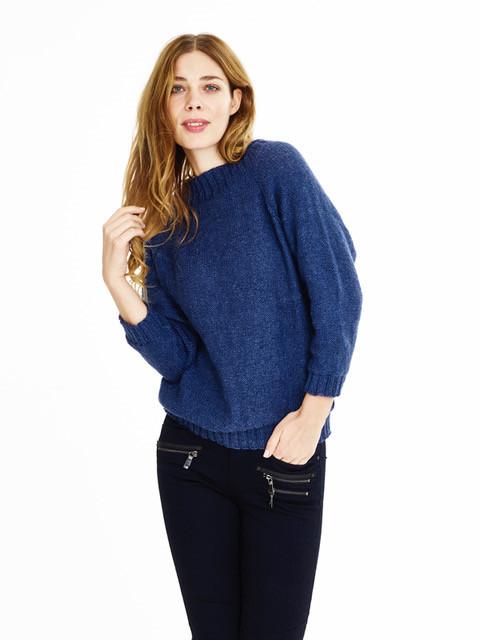 1553  Oversize tröja