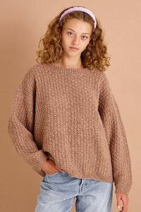 Oversize jumper  899315